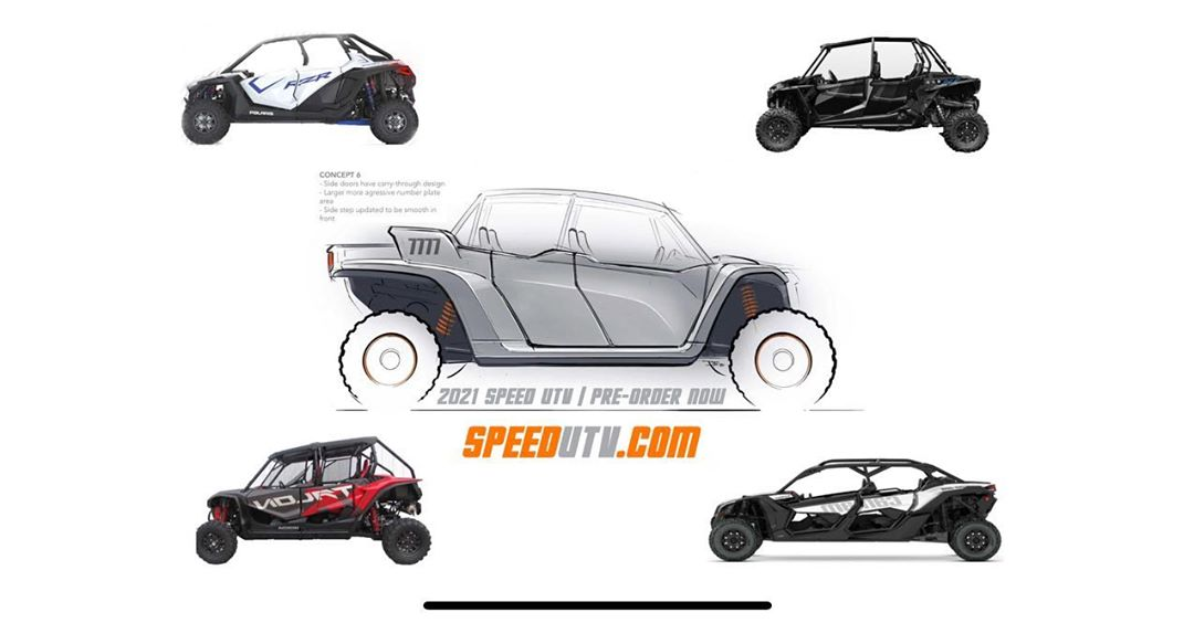 Moving Forward with the Body Designs @speedutv please remember that this is what...