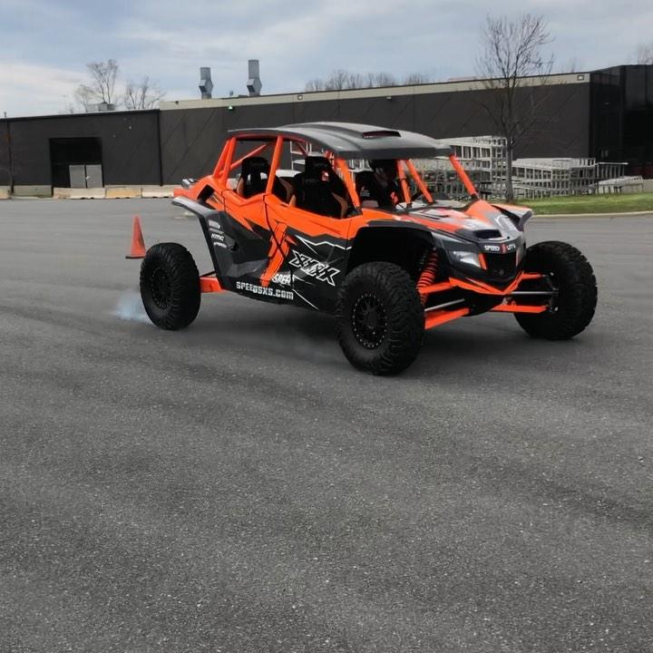 SpeedUTV Brake Testing today...