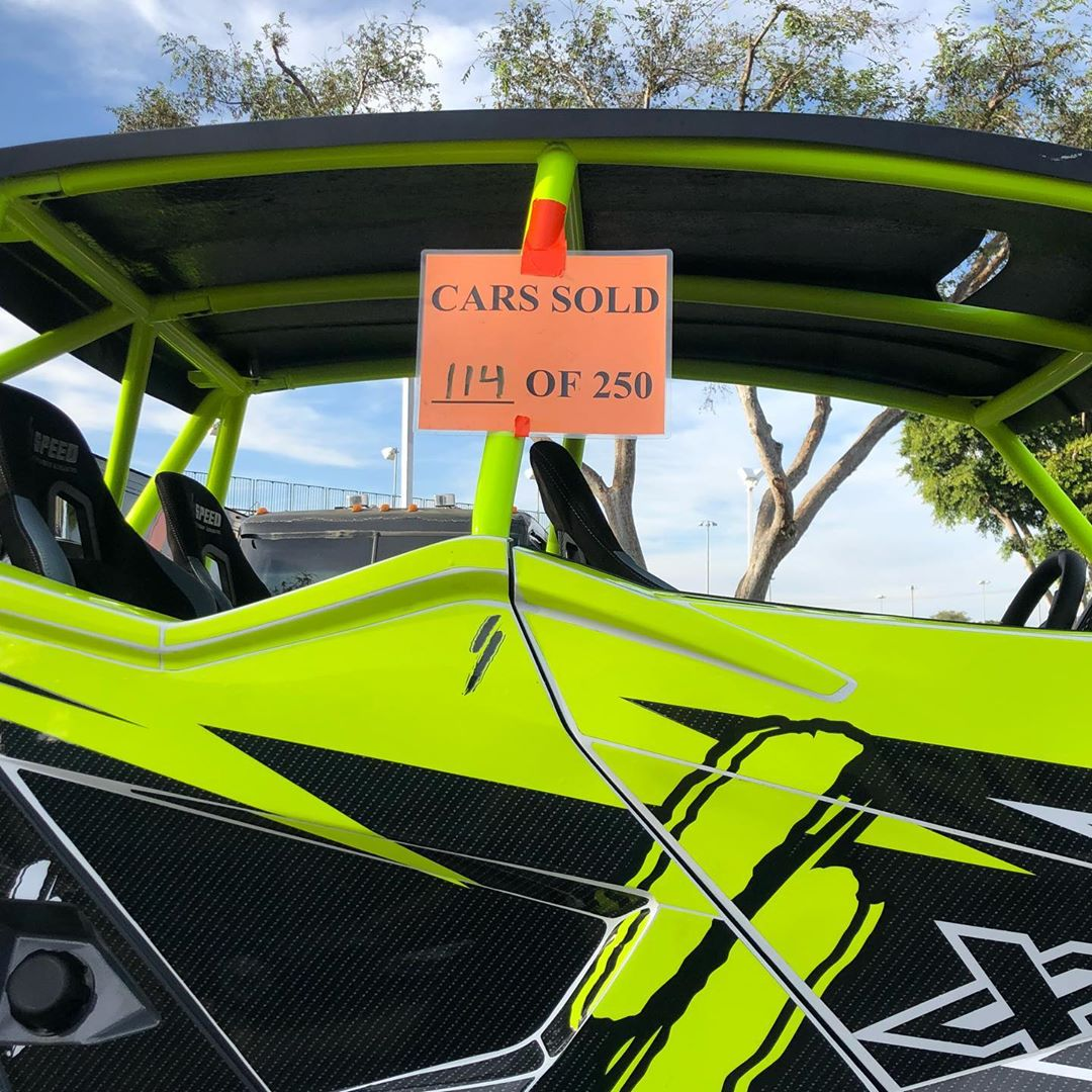 Super Stoked with the results from the Sand Sports Show this weekend, Speed UTV ...