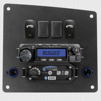 Rugged Radio and Intercom kit