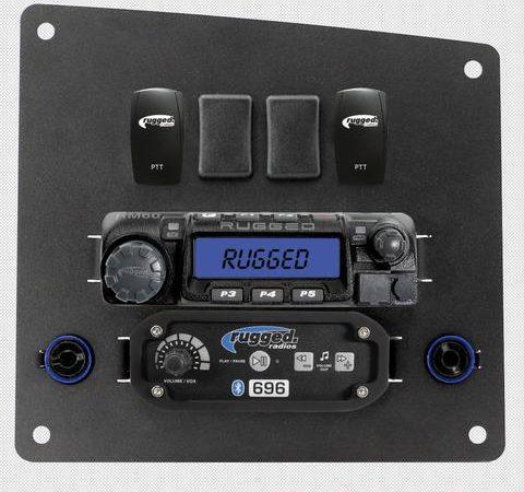 Rugged Radio and Intercom kit