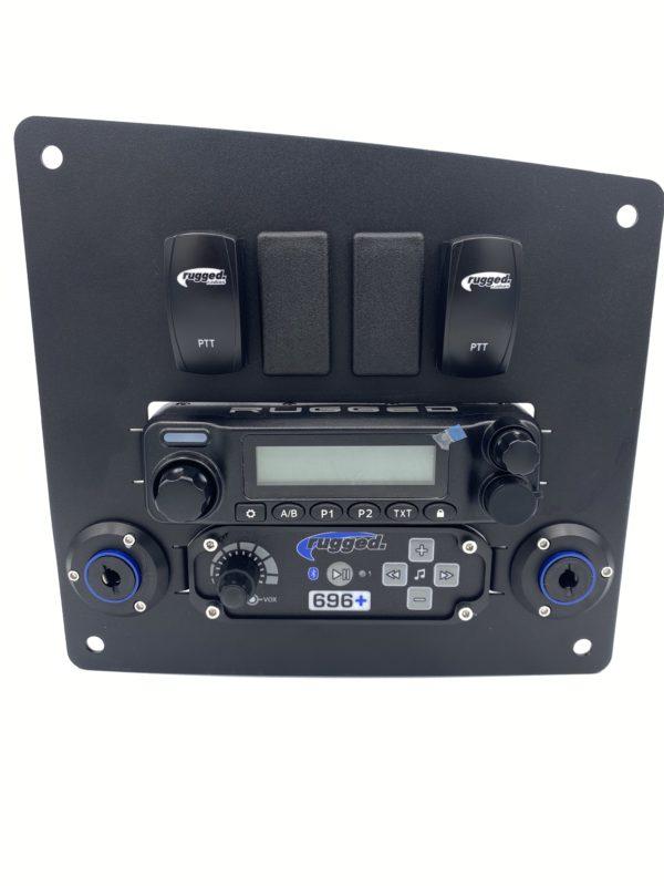 Rugged Radio 696 Plus and M1