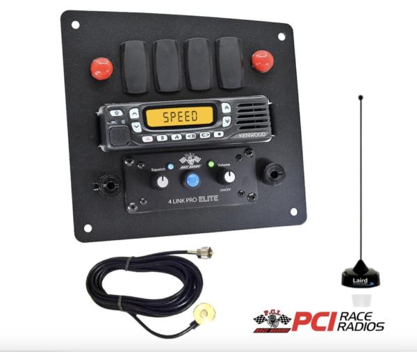PCI Radio Intercom Kit
