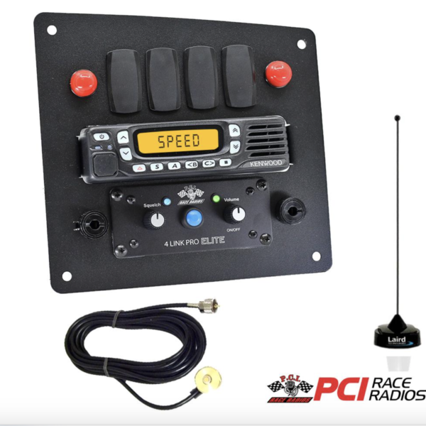 PCI Radio Intercom Kit