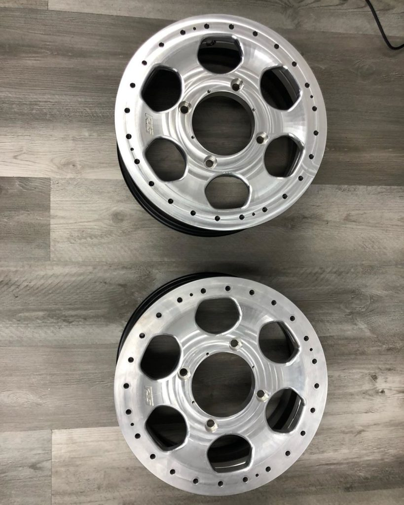 Speed Unicorn Wheels for the new Speed UTV...