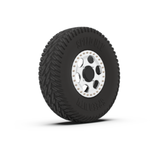 Wheel and Tire Assembly