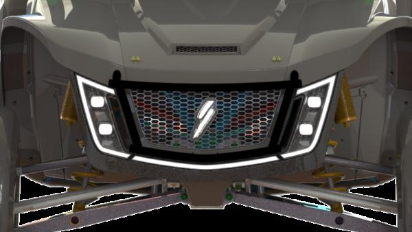 Speed UTV Front Bumper