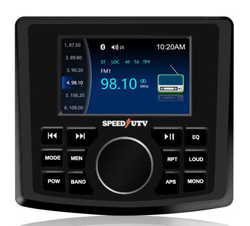 Speed UTV Stereo System