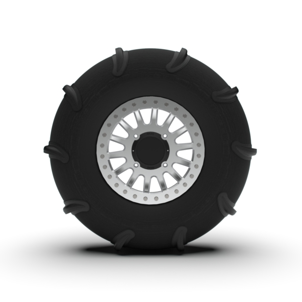 Rear 10 Paddle Sand Tire